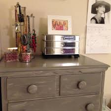 diy shabby chic furniture how to make a dresser look distressed