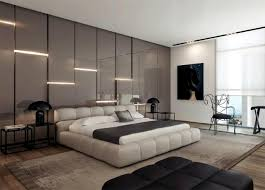 behind the bedroom wall 20 ideas for attractive wall design behind the bed in the bedroom