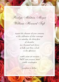 Blank Wedding Invitations Wedding Invitations