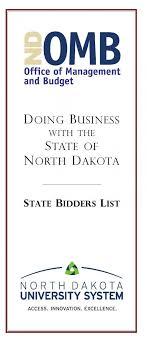 North Dakota online travel agents images Bidder resources nd office of management and budget jpg
