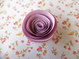 paper roses paper roses an easy craft tutorial for with beautiful