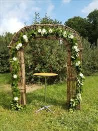 wedding arches michigan wedding arch springeri and smilax vine springs florist