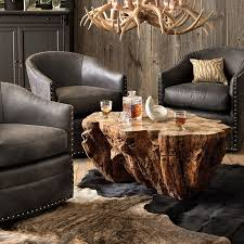 Petrified Wood Bench Clayhill Petrified Wood Coffee Table So That U0027s Cool