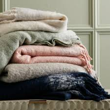 throw blankets for sofa cozy texture throw west elm