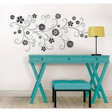 wallpops 16 ft x 6 5 in stripe 2 pack wall decal