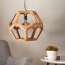 Wooden Light Fixtures Rustic Bohemian Light Fixtures 300