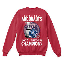 canada sweater toronto argonauts 105th grey cup chions cfl canada sweater teeqq