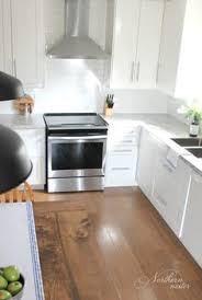 an ikea kitchen reno before u0026 after with grimslov cabinets lansa