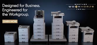 brother printers u2013 laser inkjet u0026 all in ones