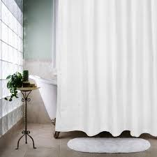 Spa Shower Curtain The Twillery Co Faulkner 100 Cotton Thai Sheer Ultra Spa Shower