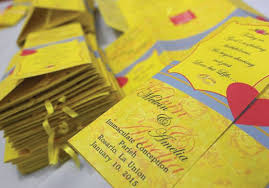 Invitation Printing Services Print 4 Less Quality Printing Services In Baguio City Philippines