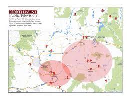Clark College Map About Us Northwest Public Television