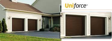 Soo Overhead Doors Uniforce Residential Garage Doors Soo Overhead Doors Inc