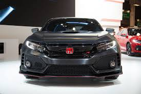 new honda sports car 2018 honda civic type r prototype offers first look at us bound