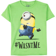 Halloween Shirts Walmart by Despicable Me Minions Clothing