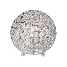 Crystal Desk Lamp by Crystal Table Lamps Shop The Best Deals For Oct 2017 Overstock Com
