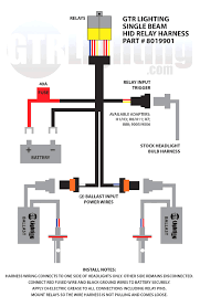 fog light wiring diagram with relay floralfrocks