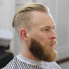 slicked back hair with receding hairline the slicked back undercut hairstyle men s hair pinterest