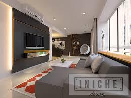 space saving interior iniche design singapore singapore home