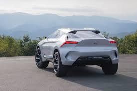 mitsubishi supercar concept mitsubishi e evolution concept unveiled
