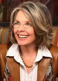 frosted gray hair pictures 12 of diane keaton s best hairstyles over the years pics