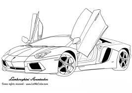 sketch of lamborghini gallardo lamborghini aventador coloring page free printable coloring pages