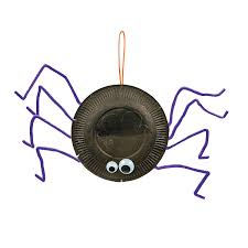 paper plate spider craft kit orientaltrading com inspiration