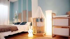 aménager chambre bébé dans chambre parents superbe amenager chambre parents avec bebe 2 une un coin dans la des