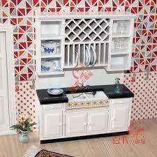 dollhouse kitchen furniture aliexpress buy mordern wooden 1 12 miniature dollhouse