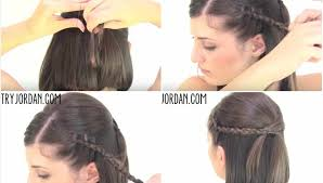 cute hairstyles for short hair quick quick and easy hairstyles forrt curly hair school cute bun updo