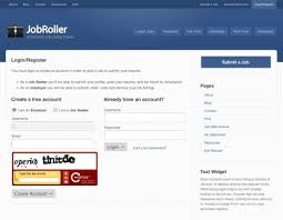 Edit My Indeed Resume Jobroller Register Page Appthemes