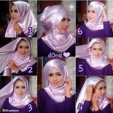 tutorial hijab syar i untuk pernikahan 187 best hijab terbaru fashion dan aksesoris images on pinterest