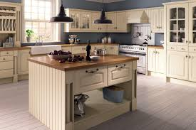 Mobile Kitchen Island Uk White Cream And Ivory Kitchen Cupboards