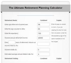 the 3 best free retirement calculators can i retire yet