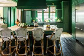 Southern Living Dining Rooms by Atlanta Interior Designer Margaret Kirkland Featured In Southern