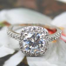 fine wedding rings images 9 2 5 proposal band cushion square small 1 4ct eternity single jpg