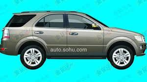 land wind e32 chinese automakers strike again with land rover freelander knock off