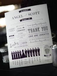 Wedding Program Stationary 51 Best Wedding Program Images On Pinterest Wedding Programs