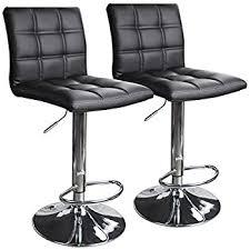 Bar Stool Chairs With Backs Bar Stools Amazon Com