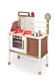 cuisine janod janod 06520 jeu d imitation maxi cuisine chic amazon fr jeux