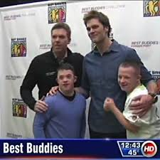 Challenge News 2015 Best Buddies Challenge Kicks With Tom Brady Best