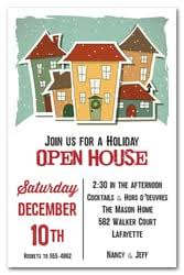open house invitations christmas invitations invitations