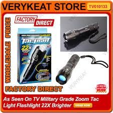 tac light flash light as seen on tv military grade zoom ta end 6 20 2019 2 55 pm