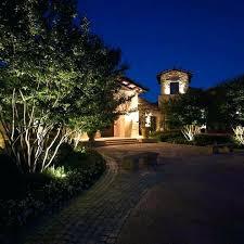 Low Voltage Landscape Lighting Transformer Lowes Low Voltage Landscape Lighting Portfolio 6 Light Black Low