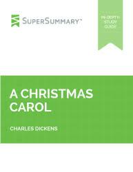 a christmas carol summary supersummary