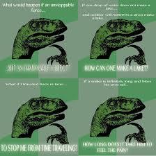 Velociraptor Meme - philosoraptor pack by scratts on deviantart
