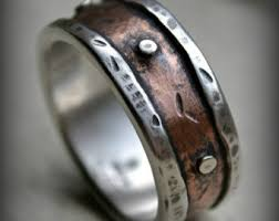 christian wedding bands metalsmith jewelry designer custom wedding by maggidesigns