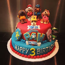Paw Patrol Cake Decorations Paw Patrol Cake Paw Patrol Cake Decorating Bliss Bakery