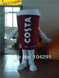 Coffee Halloween Costume Cheap Coffee Mascots Aliexpress Alibaba Group