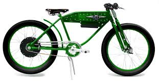 build your own ace electric motorbike